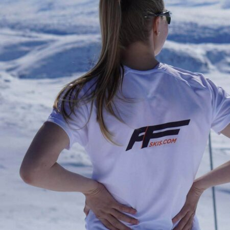 FF rollerskis t-shirt